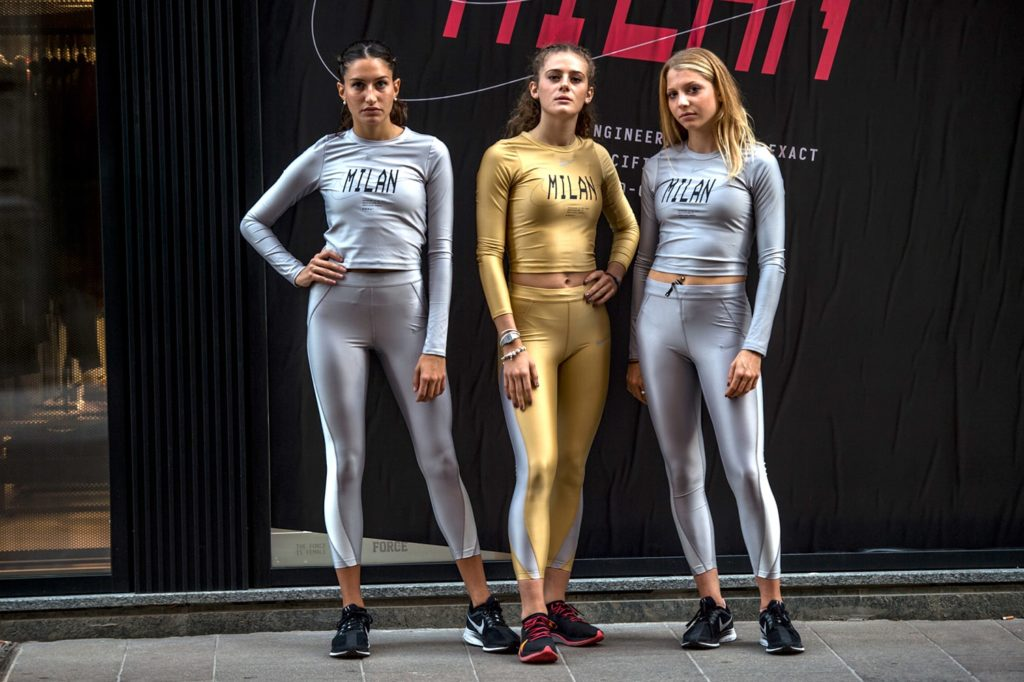 Nike Flying Girls Milano