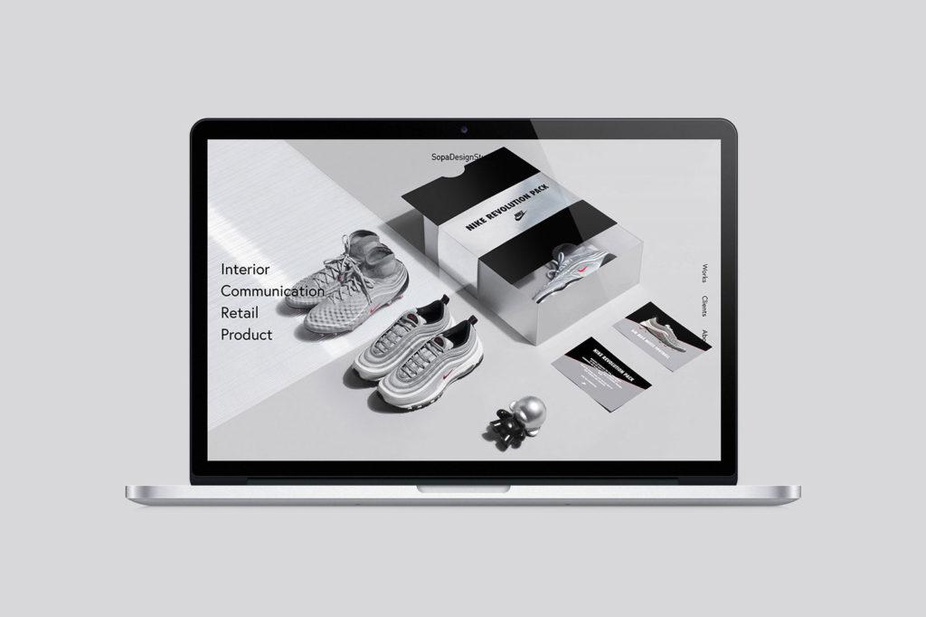 Sopa Website