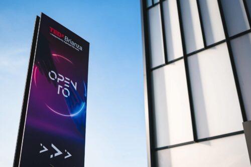 TEDxBrianza, Open To