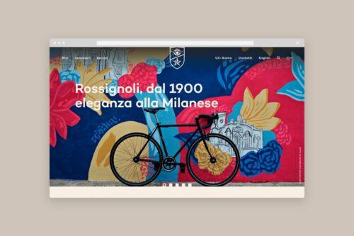 Biciclette Rossignoli Milano