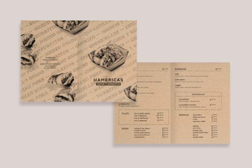 Hamerica's Tacos y Burritos